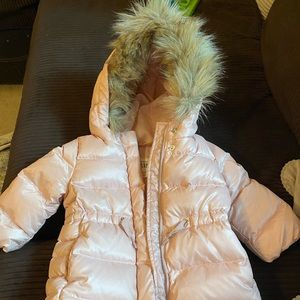 Little girls gap winter jacket